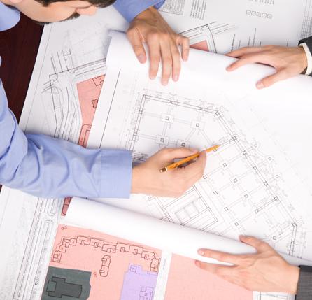 После этого мы готовим техническое задание для архитектора, ландшафтного и интерьерного дизайнеров